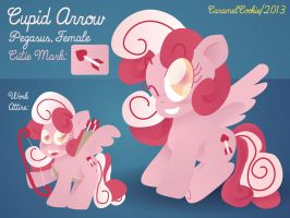 Cupid Arrow by CaramelCookie