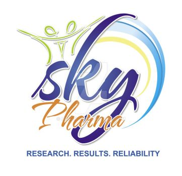 Sky pharma logo final-01 by HIMOTION
