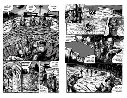 FUBAR 2 short pages 1 and 2 by thebigbraintheory