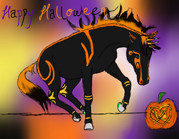 Happy Halloween! by Karire