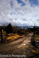 A Farm in Cle Elum, HDR by emmacatphotography
