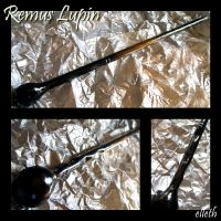Remus Lupin's wand by ellethEsteri