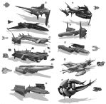 FTL SHIP THUMBS re-imagined by thatnickid