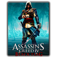 Assassins Creed 4 icon4 by pavelber