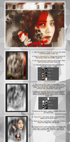 Free Animal Poster - 600+ Watchers Tutorial by Abbysidian