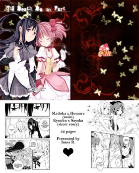 Doujinshi - Till Death Do us Part -SPOILERS- by inma