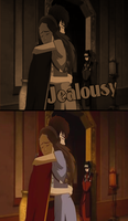 Zutara: Jealousy Version 2 by 2Waterbenders