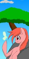 LUoA- A friend and her Faerie by Septic-Art