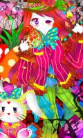 Mad Hatter -girl version- by desidestia