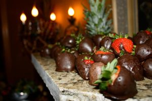 Chocolate Covered Strawberries by ClaireErdal