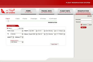 AIR-ARABIA Application-A by informer