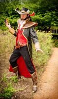 Twisted Fate Cosplay (5) by BoltFraction