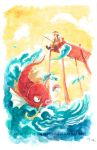 Magikarp used Splash by kGoggles