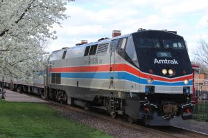Amtrak 66. by Railphotos