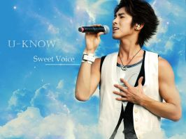 Sweet Blue Yunho by KyoLovesRamen