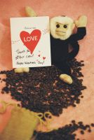 Starbuck The Monkey by HerbstHayabusa