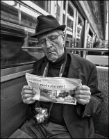 Old man, me ? Never ! by SUDOR
