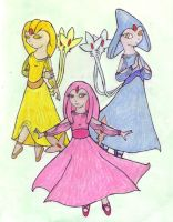 The Three Fates by Nethilia