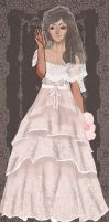 Wedding Dress by AlreadyOverWhat