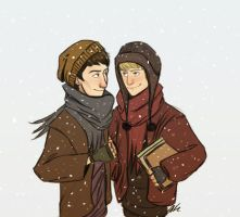 Merthur - beanies by kneelmortals