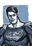 Superman Warm Up by CJ-Williams