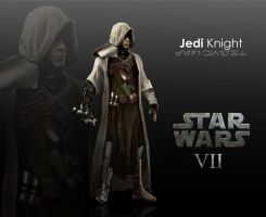 Star Wars 7 Jedi by Sabin23