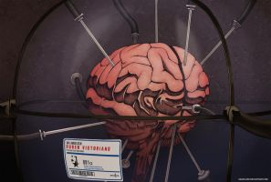 Art Req: Ruvik's brain by Grace-Zed