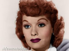 Lucille Ball by M3ment0M0ri