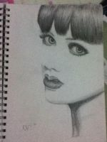 Katy Perry by EXTREMEbookworm