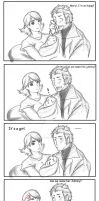 MGS4 - love child by buuzen