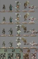 Valor Char list by Puillustrated
