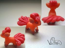 37 Vulpix by VictorCustomizer