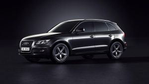 Audi Q5 Black by MUCK-ONE