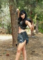 Callisto is in Xena's body by ModernXena