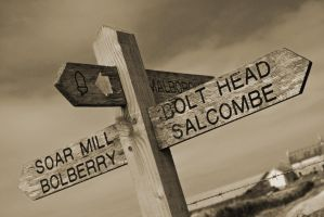 Signpost by TopHat-And-Tentacles
