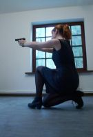Agent Lisa 14 by Panopticon-Stock