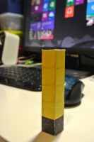 Tower of Pimps! by geek96boolean10
