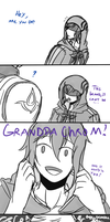 GRANDPA CHROM! by Minalice