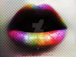 Candy Lips by Sugar-Punch