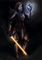 Inquisitor Nox by Raenyras