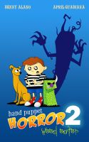 Hand Puppet Horror 2 Book Cover by manson26
