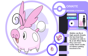 Oinkite by Cerulebell