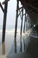 Under the Pier by ellana