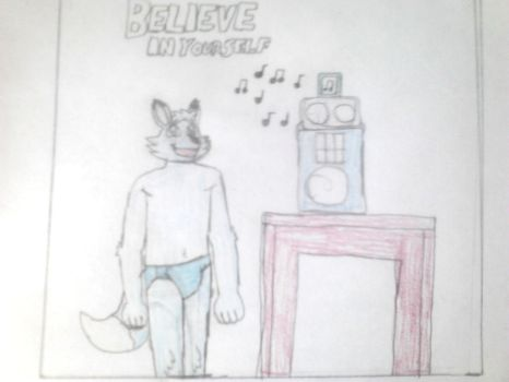 Terry Sings Believe in Yourself by DPCBlueFox1991
