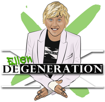 Ellen Degeneration X by HeavyMetalGear