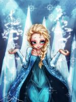 Elsa by Ray-kbys