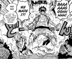 Luffy and Nami Freed From The Prisoner Library by weissdrum
