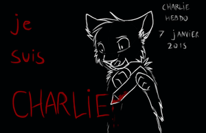 Je suis Charlie. by SpitfiresOnIce