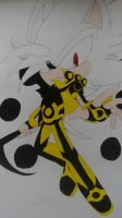 Tailed Beast acceptance Shane.  by A-Z-Screaming-Drago