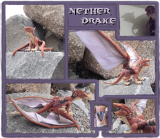 Netherdrake Final by Foam-Addict